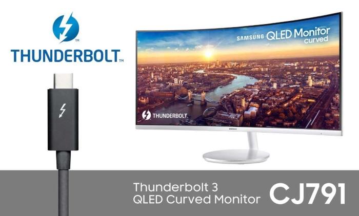 QLED-monitor