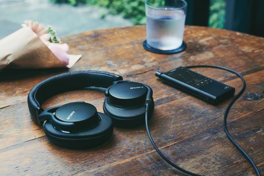 Sony-sluchátka