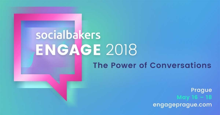 Engage Prague 2018
