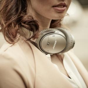 QuietComfort wireless headphones