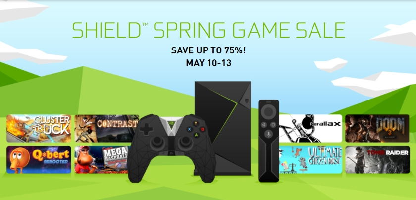 SPRING GAME SALE