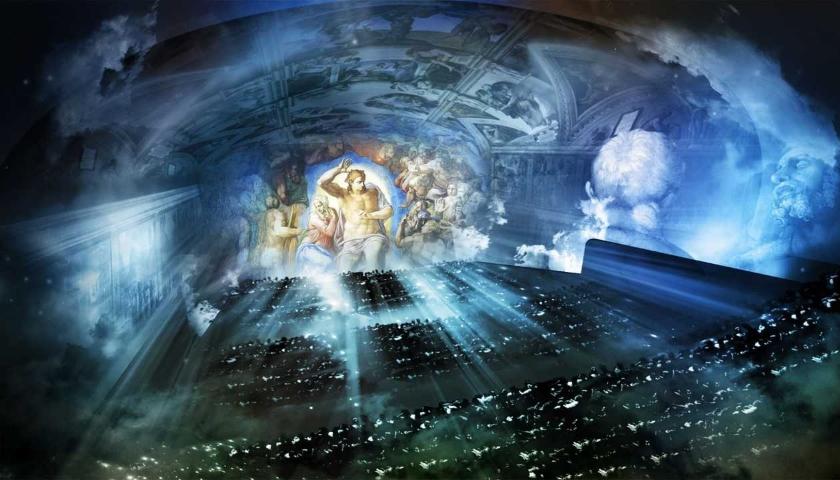 Guidizo Universale Michelangelo a tajemství Sixtinské kaple