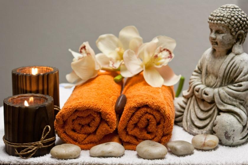 masáže ručníky