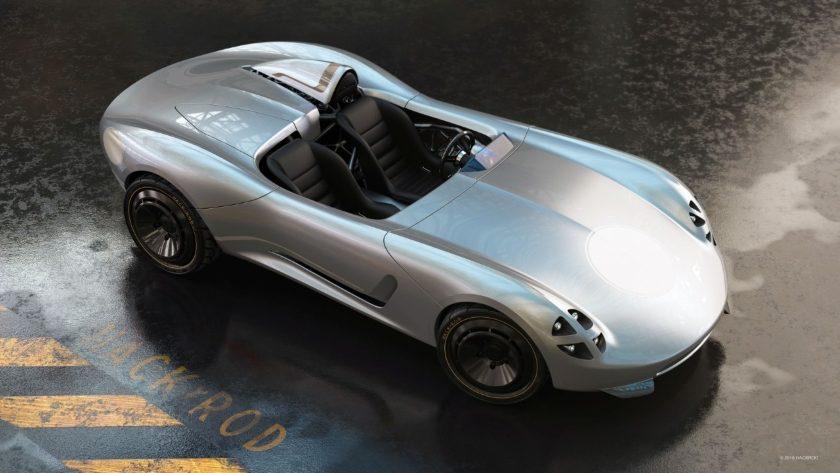 Siemens Future Lab car
