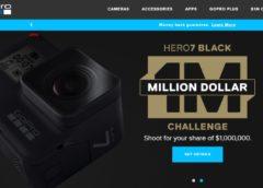 Soutěž HERO7 Black o milion dolarů