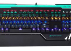 X Gamer Profi keyboard
