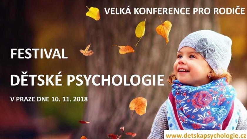 Festival dětské psychologie