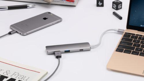 USB-C rozbočovač s rozhraním HDMI 4K
