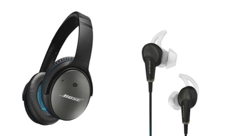 Bose Black Friday: QuietComfort & SoundSport