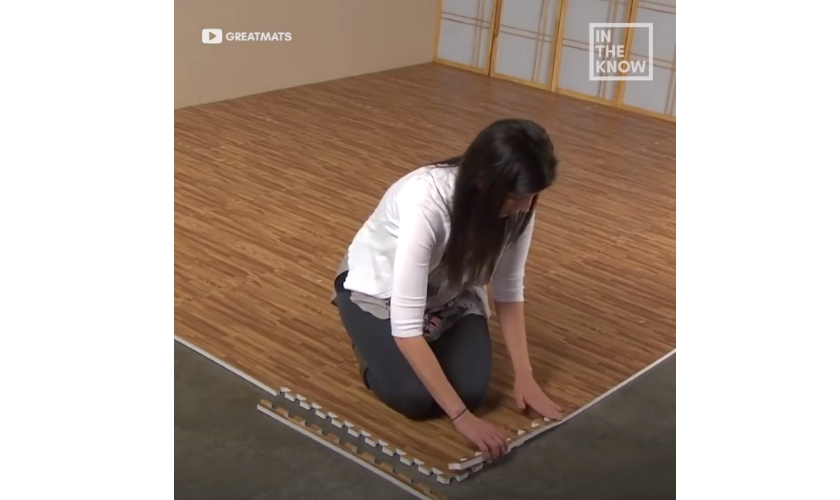 KANKRY Podlahové puzzle