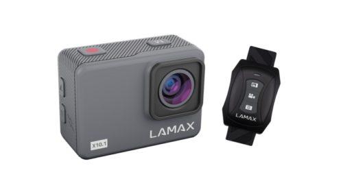 Výkonné akční kamery se 4K rozlišením