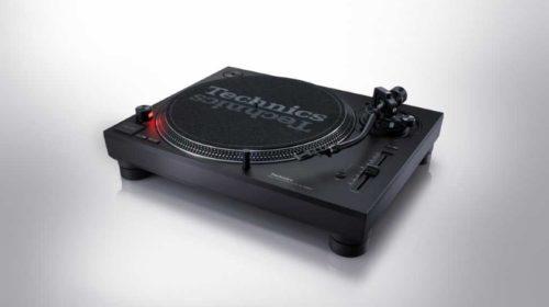 Legendární gramofon pro profesionální dýdžeje