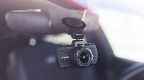 Autokamera s chytrými funkcemi
