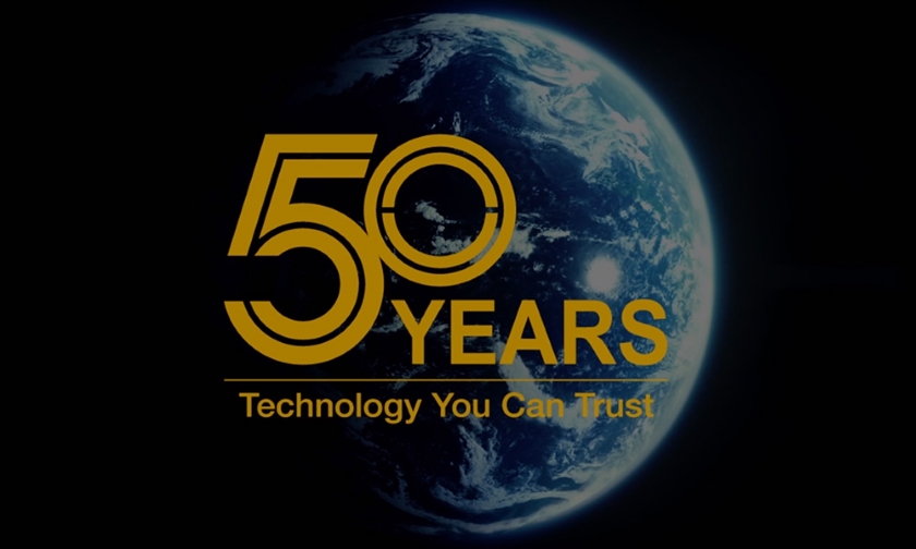 50 years Verbatim