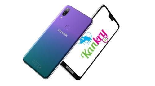 Smartphone pro mladé