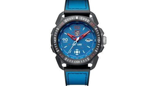 Záchranářské hodinky v limitované edici