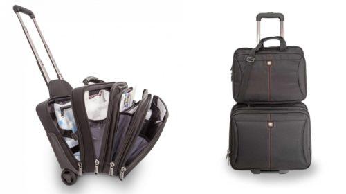 Kufr na notebook s přehledem