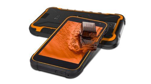 Odolný telefon s funkcí powerbanky