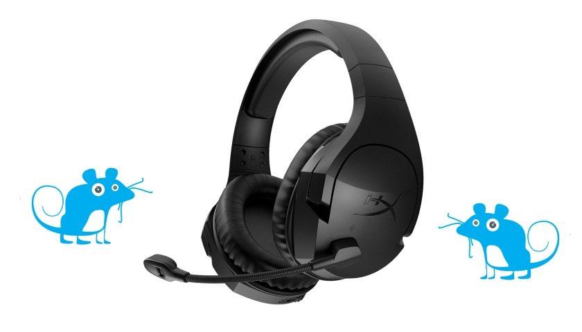 bezdrátová herní sluchátka Cloud Stinger Wireless