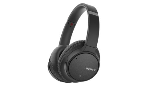 Bezdrátová sluchátka Sony WH-CH700N