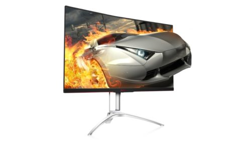 Herní monitor AOC AGON AG272FCX6