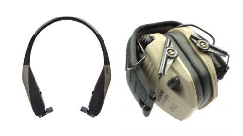 Aktivní protihluková sluchátka
