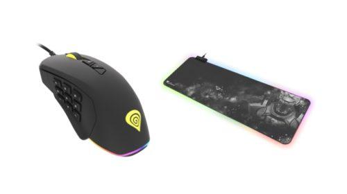 Myš Genesis Xenon 770 s podložkou Boron 500 XXL