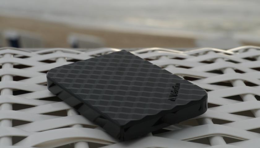 Verbatim Store 'n' Go USB 3.0 Hard Drive 500GB Black