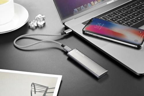 Vx500 External SSD USB 3.1 Gen 2 120GB