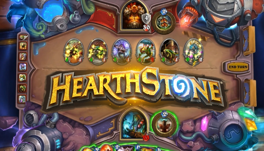 Heartstone game cards