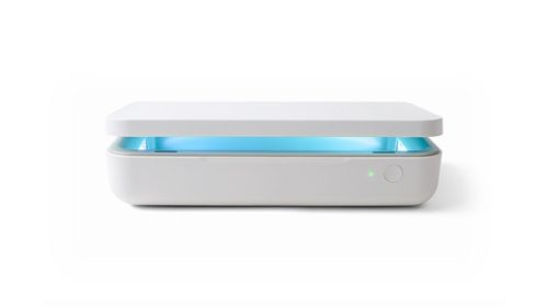 UV čistička nejen na elektroniku