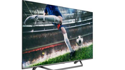 Televize ULED 4K i pro hraní her