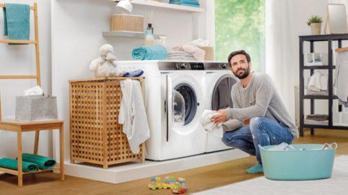 Proč si pořídit parní pračku?