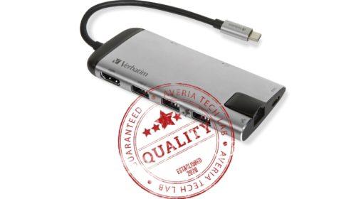 49142 USB-C™ MULTIPORT HUB USB 3.1 GEN 1