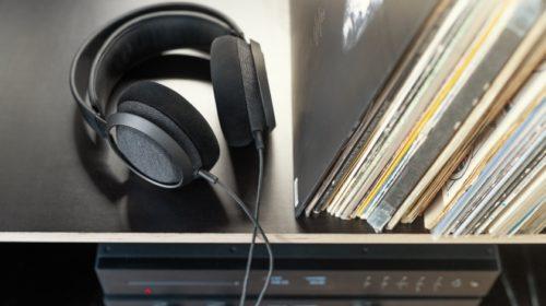 Sluchátka především pro milovníky hudby