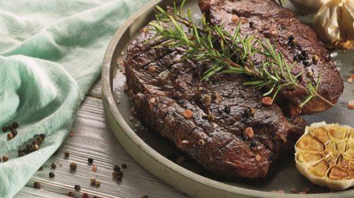 Jak udělat šťavnatý steak