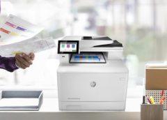 Nové tiskárny pro firemní použití
