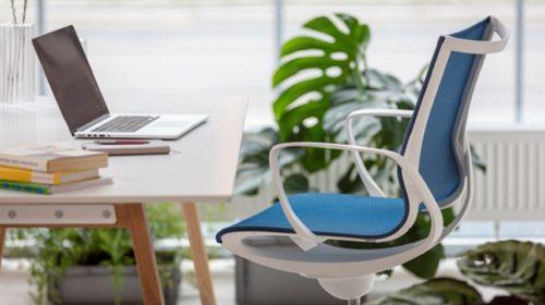 Pohodlný nábytek pro práci v kanceláři i na home office