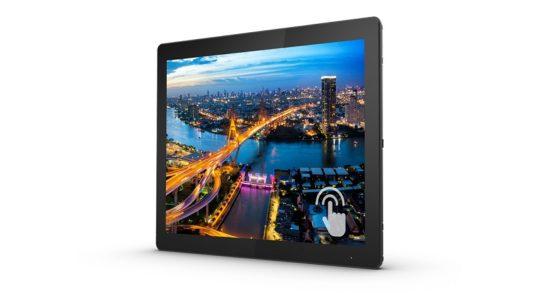 Dotykové monitory s technologií In-Cell Touch