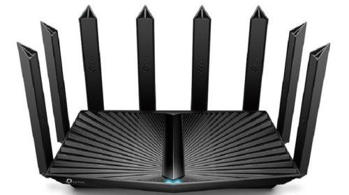 Bezdrátový router s podporou WI-Fi 6