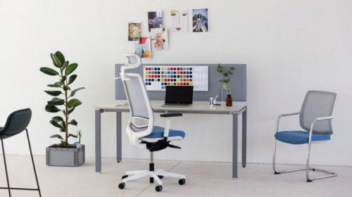 Tipy jak si správně vybrat židli na home office nebo do kanceláře