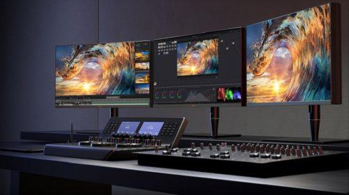 32palcový 4K HDR monitor pro kreativní profesionály