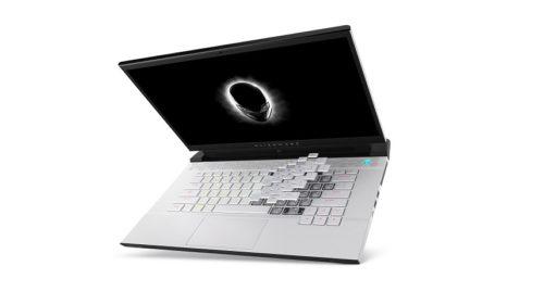Herní notebook s klávesnicí CHERRY MX