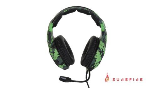Herní sluchátka SureFire